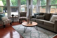 duval living room